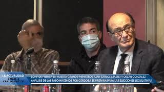 CAMINATA AL CERRO LA BANDERITA: MES DEL SENDERISMO: NOTA A ESTEBAN AVILES Y AL INTENDENTE DE LA FALDA