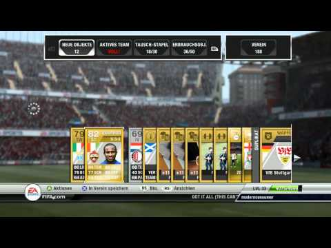 FIFA 12 Gold Pack - 500 Fifa Points kosten 4,00€... Ich wollte das einfach mal testen, weil ich so neugierig bin :D Wie sind eure Erfahrungen mit Fifa Points, schon mal gekauft ...