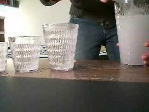 Ilusionismo revelado - El truco de los vasos mágicos