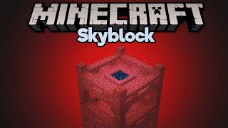The Skyblock Nether Fortress! • Minecraft 1.15 Skyblock (Tutorial Let's Play) [Part 7]
