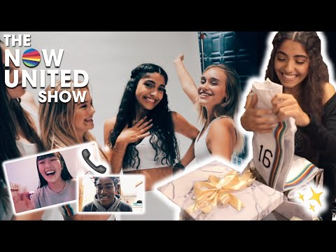 WELCOME TO THE FAMILY NOUR!! - The Now United Show - Season 3 Episode 33