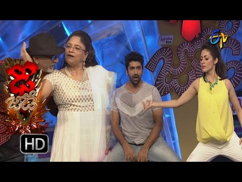 Dhee Jodi - Intro – 17th August  2016 – ETV Telugu