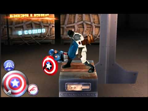 Video of Captain America