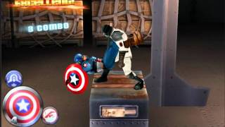 Captain America Live Wallpaper YouTube video