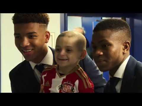 Video: Bradley's Day At Goodison