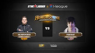 AKAWonder vs Firebat, game 1