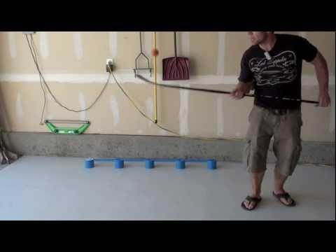 14. Off-ice Stickhandling Practice: Smart Hockey Ball
