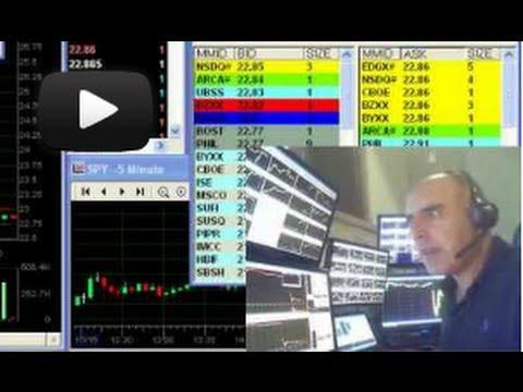 Live day trading for 965$ in 45 min. Meir Barak