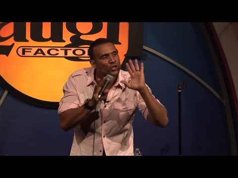 David A. Arnold at The Laugh Factory (Hollywood) 10/16/2013