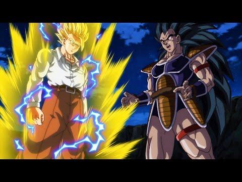 Gohan Finally Meets Raditz 20 Years Later! Dragon Ball Super GR PART 4