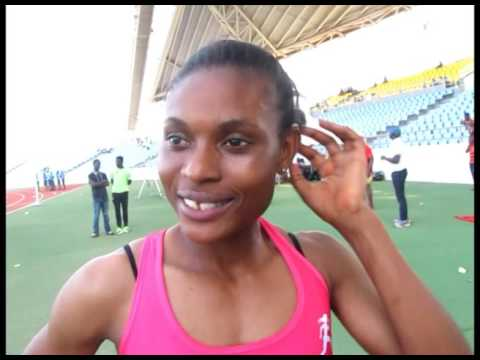 LSG Awards 2016: Profile 2016 Olympian Janet Amponsah 22.99s (PB)