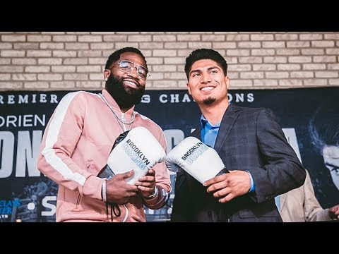 Adrien Broner vs. Mikey Garcia - Full Fight Highlights 1080 ᴴᴰ