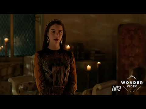 Reign 2x15 Mary tells her mom she was raped