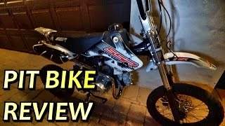 2. PROS N CONS OF A SSR PIT BIKE!!