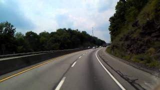Breezewood (PA) United States  City pictures : Breezewood, Pennsylvania on Westound Interstate 70
