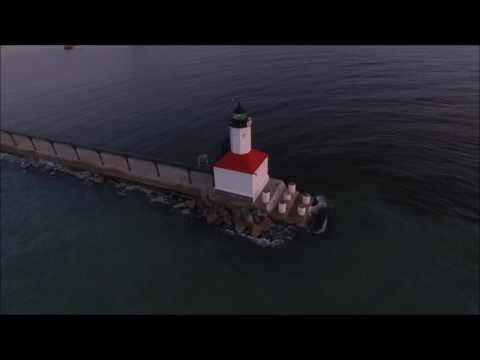 Michigan City Indiana Dunescapes Condo Phantom 3 Advanced