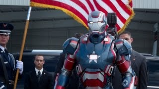 Iron Man 3 Teaser Trailer UK  Official Marvel  HD
