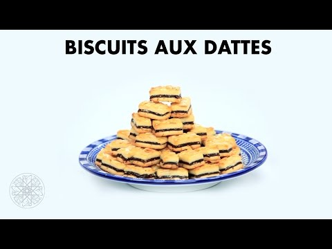 Choumicha : Biscuits aux dattes