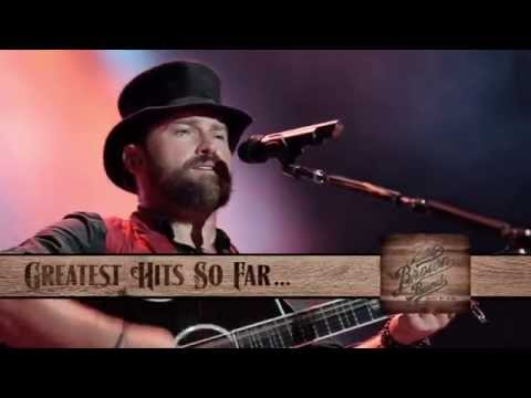 Zac Brown Band Greatest Hits So Far