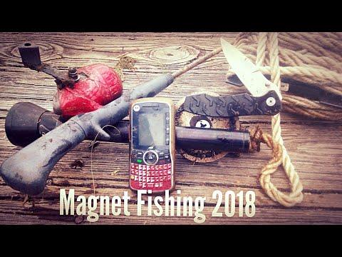 magneet vissen youtube