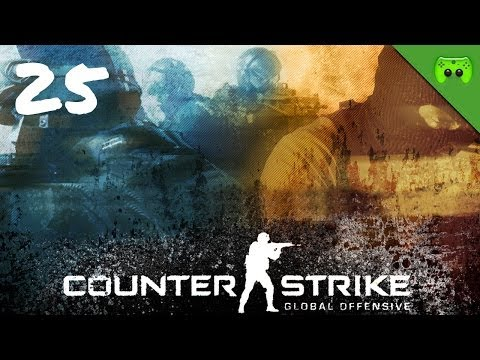 COUNTERSTRIKE # 25 - Voll ABGEROCKT «»  Let's Play Counterstrike GO | HD