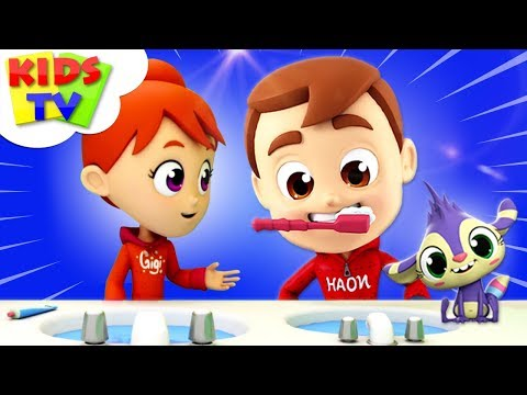 This Is The Way | Supremes Cartoons | Preschool Nursery Rhymes for Babies by Kids Tv