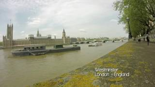 Time-Lapse with GoPro London - England