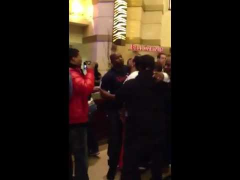 Jim Jones Arrested After Casino Fight (after a Diddy hosted party)