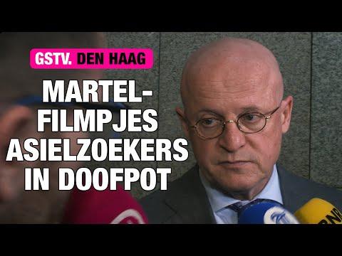 Ministerie stopte kinderporno en martelfilmpjes asielzoekers in DOOFPOT