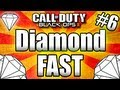 "★Black Ops 2 ""SUPER FAST DIAMOND"" - Tips and Tricks! (Call of Duty BO2 Multiplayer) Part #6"