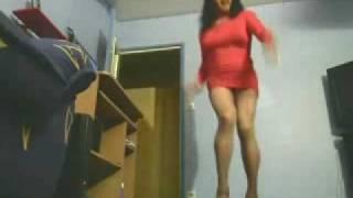 رقص دختر ایرانی خوشگل