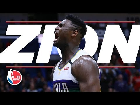 All of Zion Williamson's best dunks, blocks and highlights from his first 8 games | NBA on ESPN