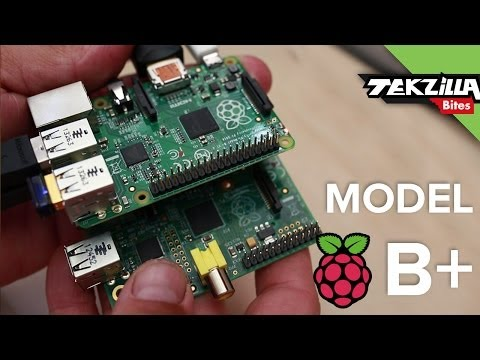 pi - A new Raspberry Pi model is out! But is it time to throw out that old Pi? Patrick has the rundown of what's new...and disappointingly not new...on the Raspberry Pi Model B+. http://www.raspberrypi...