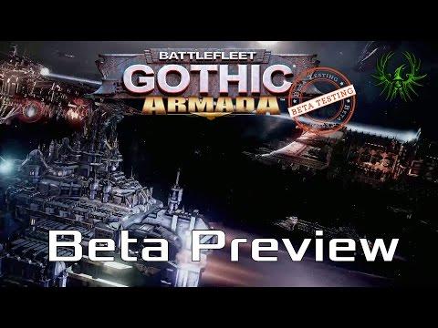 Battlefleet Gothic: Armada — первый взгляд