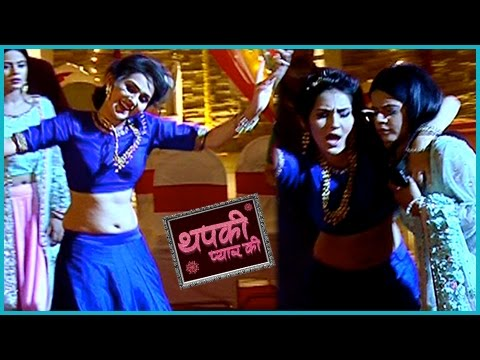 Thapki's Daughter Tina DRUNK On Her Engagement | T