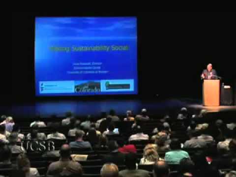 Konferenz der Tragfähigkeit: Begrüßung und Eröffnung Plenaryerence