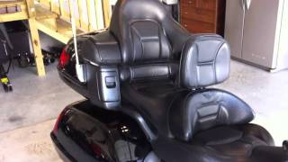 4. 2001 HONDA GOLD WING GOLDWING FOR SALE