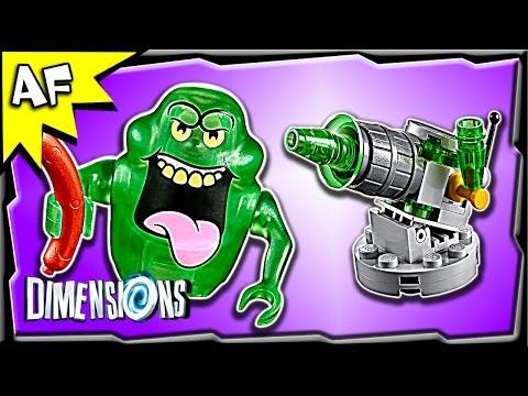 Vidéo LEGO Dimensions 71241 : Pack Héros : Slimer