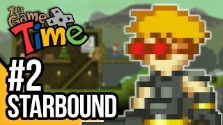 Theodore Tusk revisits Starbound to defeat the boss he so terribly lost to last time... Lesson learned: be prepared :3= Giveaway is...