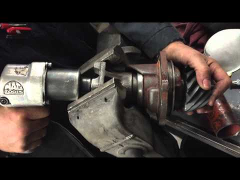 Mag Tools Pinion gear torque Kasper's 1965 2+2 Ford Fastback - Day 69 - Part 2