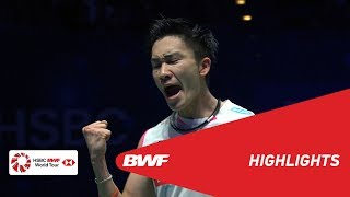 Video YONEX All England Open | MS Finals Highlights | BWF 2019 MP3, 3GP, MP4, WEBM, AVI, FLV Maret 2019