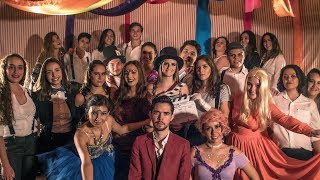 Video The Greatest Show Cover HousePuzzle ft Voces Querétaro MP3, 3GP, MP4, WEBM, AVI, FLV Agustus 2018
