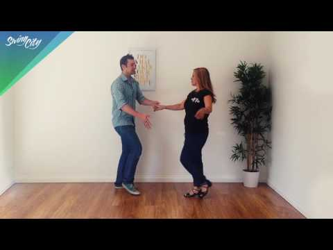 Basic Whip / How to Dance West Coast Swing Pt 5
