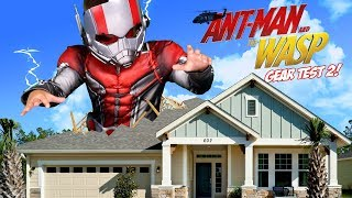 Video Ant-Man and the Wasp Movie Gear Test & Toys Review Pt 2! MP3, 3GP, MP4, WEBM, AVI, FLV Februari 2019