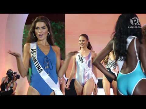 2016 Miss Universe bikinis lányai!