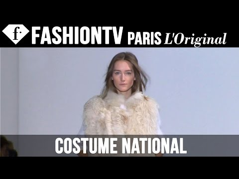 Fashion TV - http://www.FashionTV.com/videos MILAN - See the Costume National Fall/Winter 2014-15 runway show during Milan Fashion Week and hear from the designer, top stylists, and models. Appearances:...