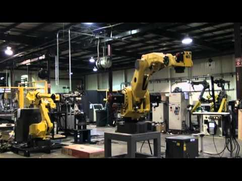 Fanuc M-420iA Industrial Robot