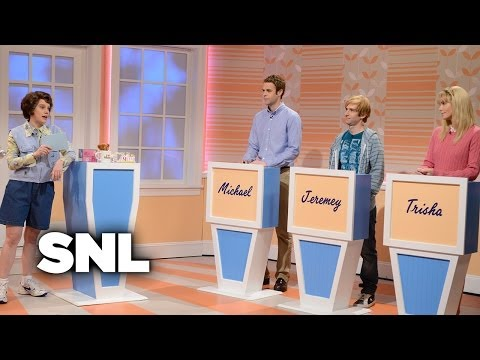 Mother's Day Game Show - SNL (видео)