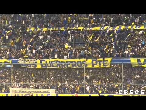 Salida, Goles y Fiesta! Central 3 - Argentinos 2. Torneo Final 2014