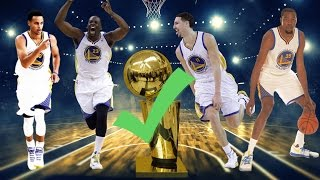 8 Reasons Why the Warriors Will Win the 2017 NBA Championship by Total Pro Sports